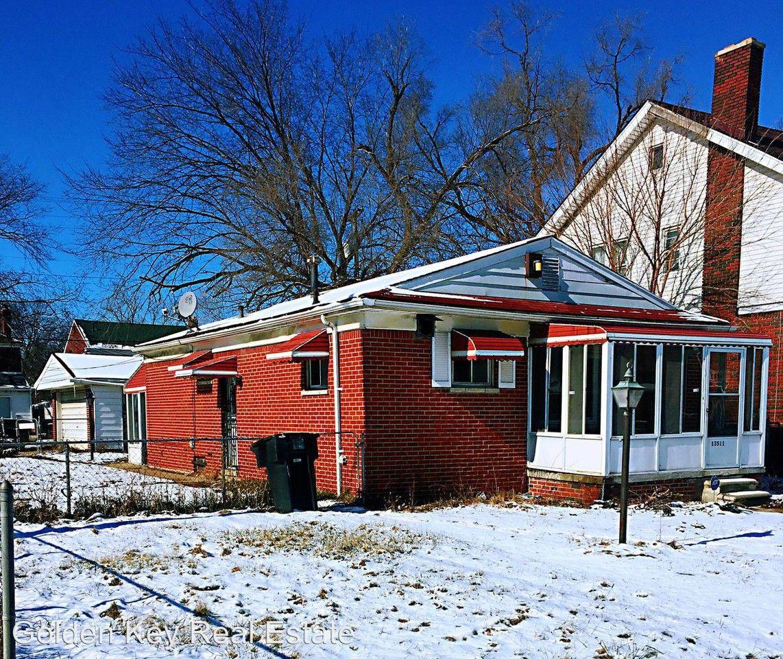 13511 Monica St., Detroit, MI 48238 3 Bedroom House For