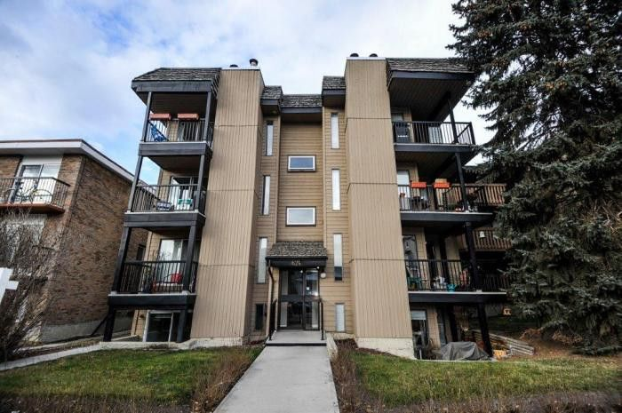 624 2 Ave Nw, Calgary, AB T2N 0E1 2 Bedroom Apartment for ...