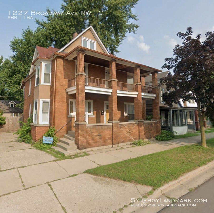 1227 Broadway Ave Nw #C, Grand Rapids, MI 49504 2 Bedroom