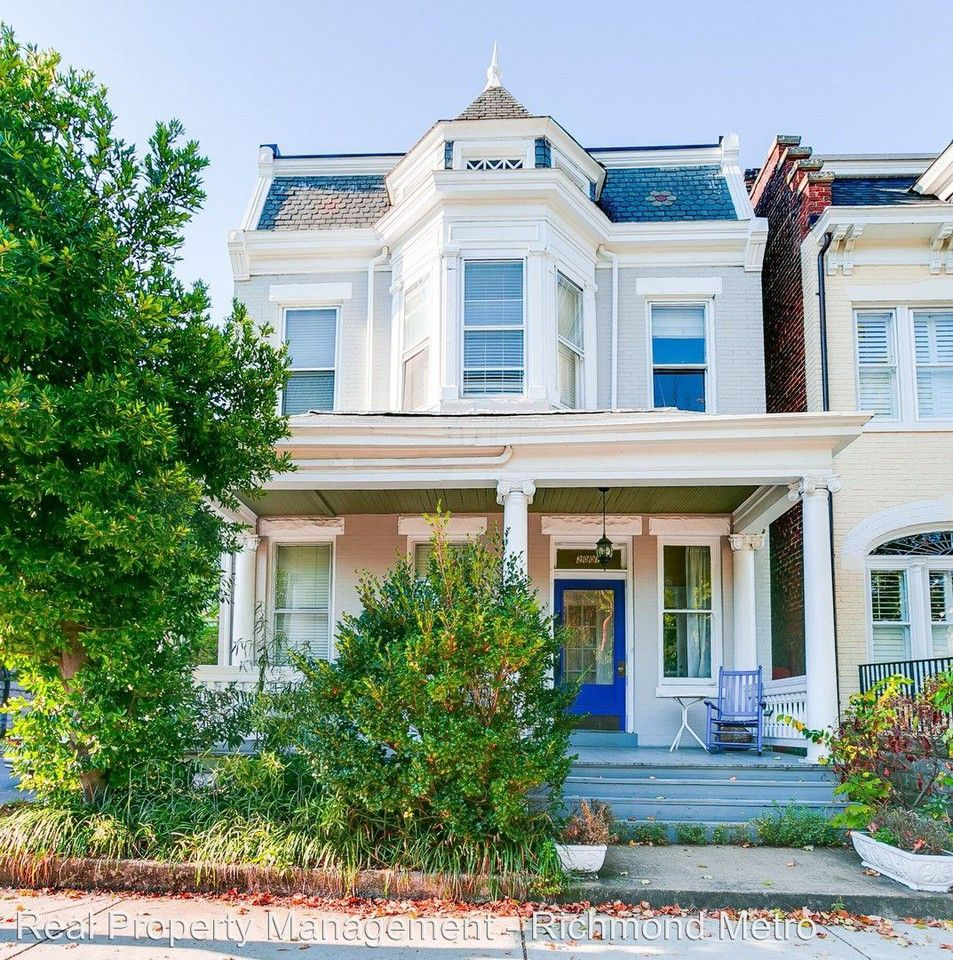2001 Grove Avenue Apartments For Rent In The Fan, Richmond
