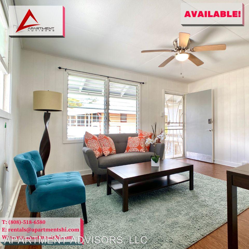 Cheap Studio Apartments Honolulu: 2934 Varsity Circle Apartments For Rent In Manoa, Urban