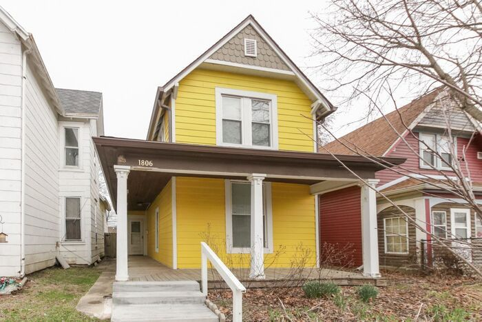 1806 Lexington Avenue, Indianapolis, IN 46203 3 Bedroom ...