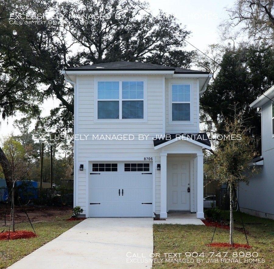 8706 Galveston Ave, Jacksonville, FL 32211 3 Bedroom House