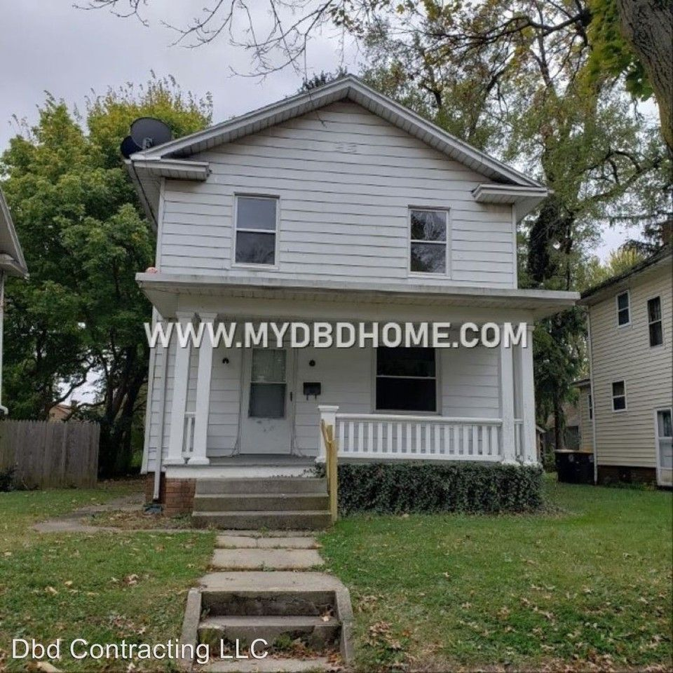 824 Hamilton Ave, Fort Wayne, IN 46806 3 Bedroom House For
