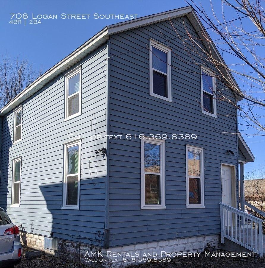 708 Logan St Se, Grand Rapids, MI 49503 4 Bedroom House