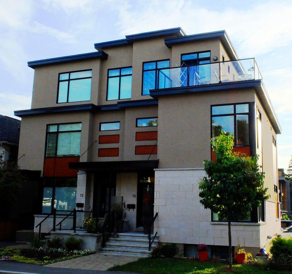 One Bedroom Apartments For Rent: 72 Seneca Street, Ottawa, ON K1S 4X7