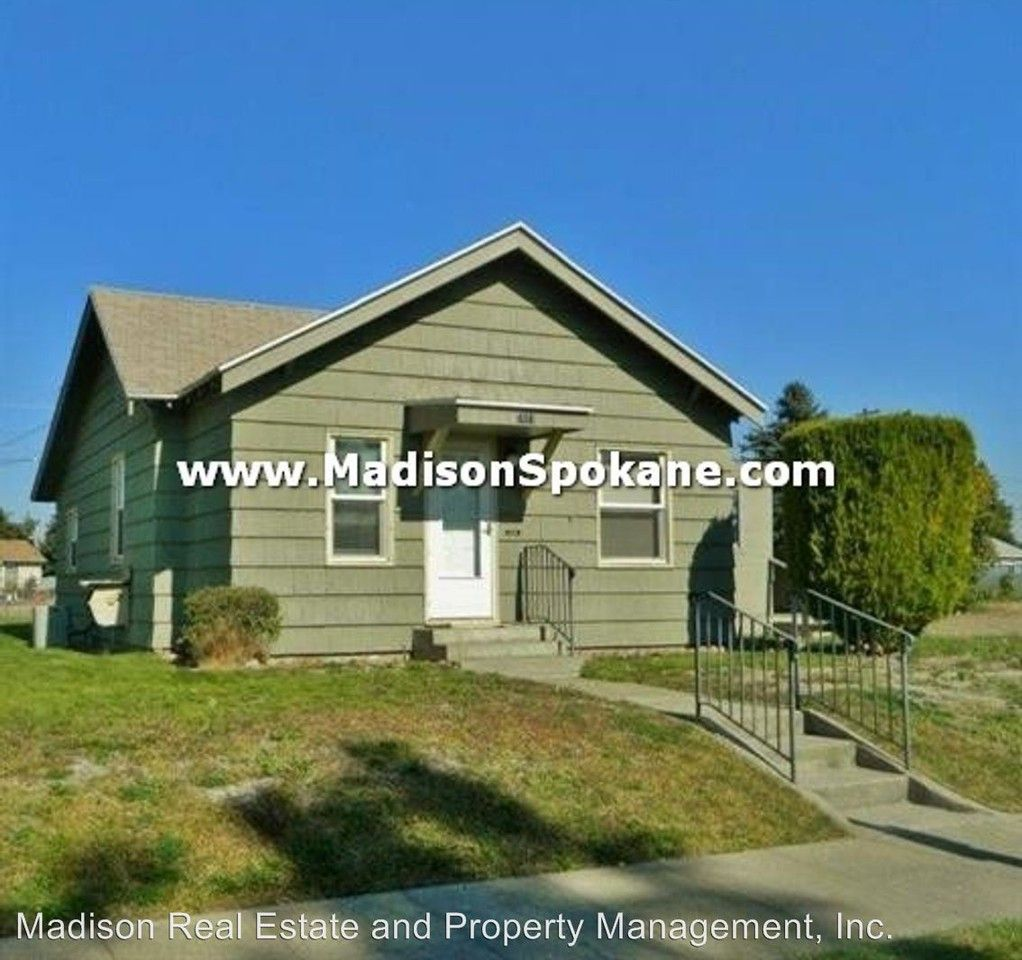 1411 E. Queen Ave., Spokane, WA 99207 2 Bedroom House For