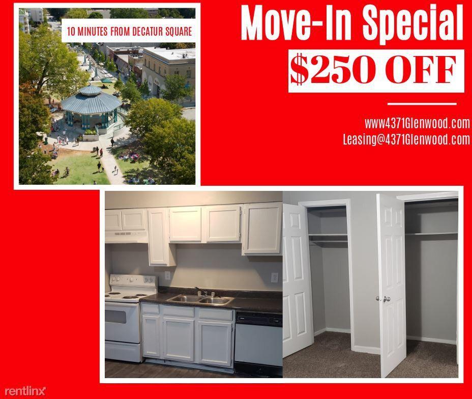 4371 Glenwood Rd, Decatur, GA 30032 2 Bedroom Apartment
