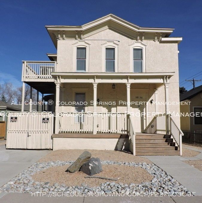 508 E Cache La Poudre #203, Colorado Springs, CO 80903