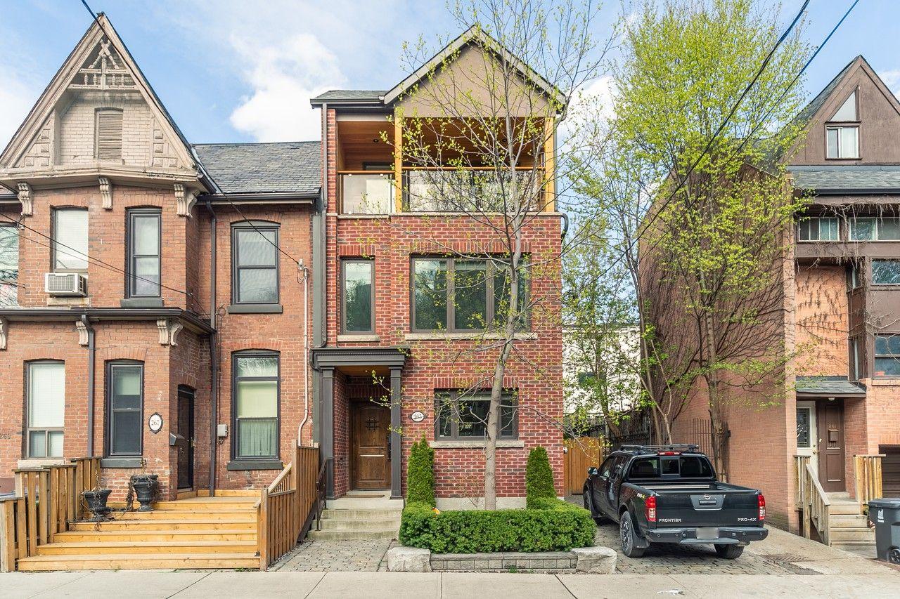 265 Ontario Street, Toronto, ON M5A 2V6 4 Bedroom House ...