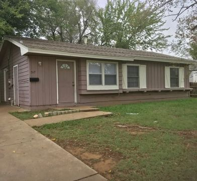 517 E 57th St N Tulsa Ok 74126 3 Bedroom House For Rent