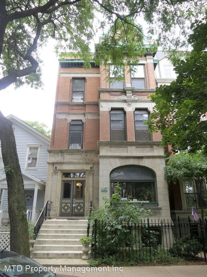 1722 N. Mohawk Apartments for Rent in Lincoln Park ...