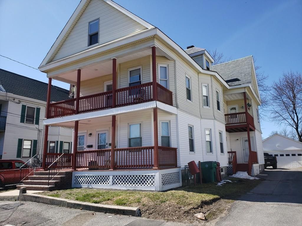 25 Woodward Ave Unit 1, Lowell, MA 01854 3 Bedroom ...