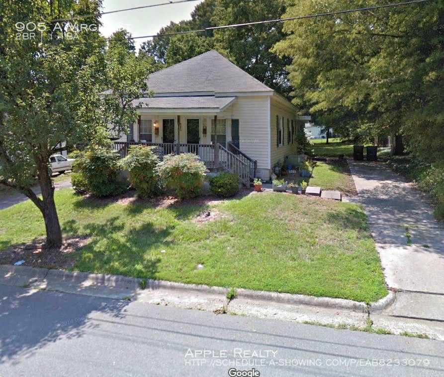 905A A Virgie St, Durham, NC 27705 2 Bedroom House For