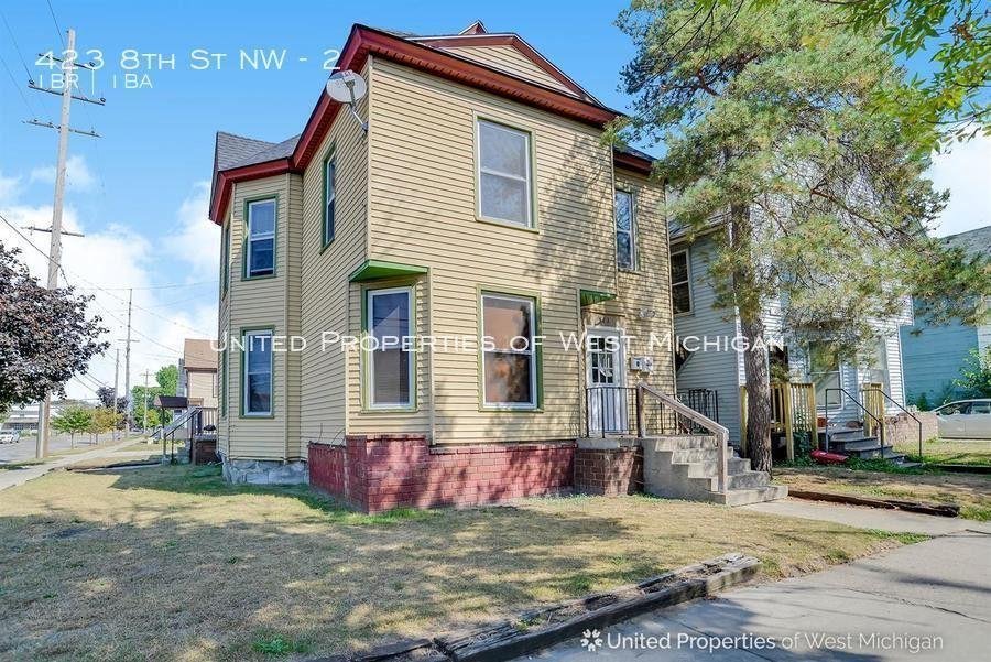423 8th St Nw #2, Grand Rapids, MI 49504 1 Bedroom ...