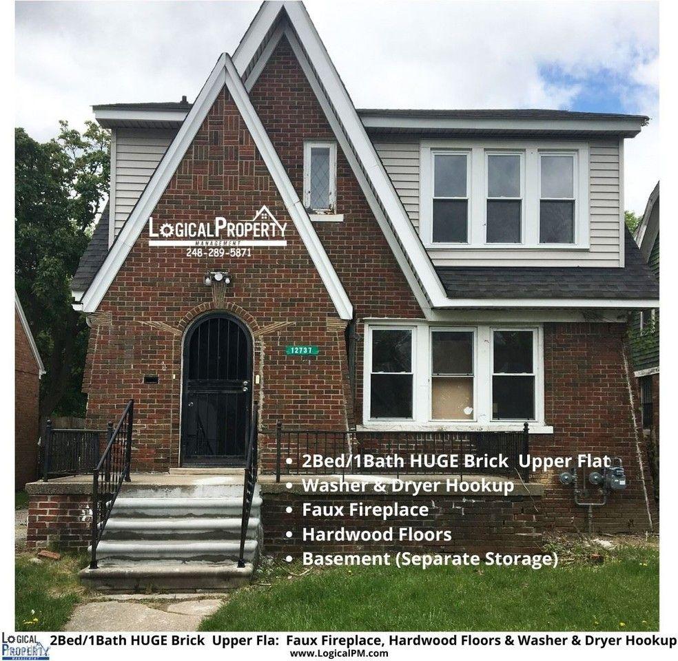 12737 Saint Marys St, Detroit, MI 48227 2 Bedroom House