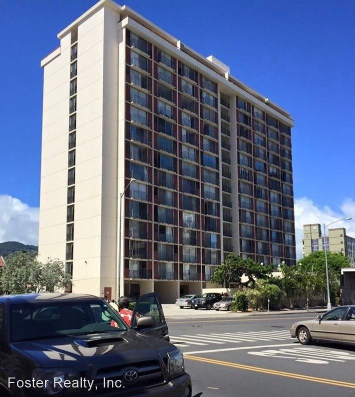Cheap Studio Apartments Honolulu: 1650 Kanunu St #406, Urban Honolulu, HI 96814 Studio For