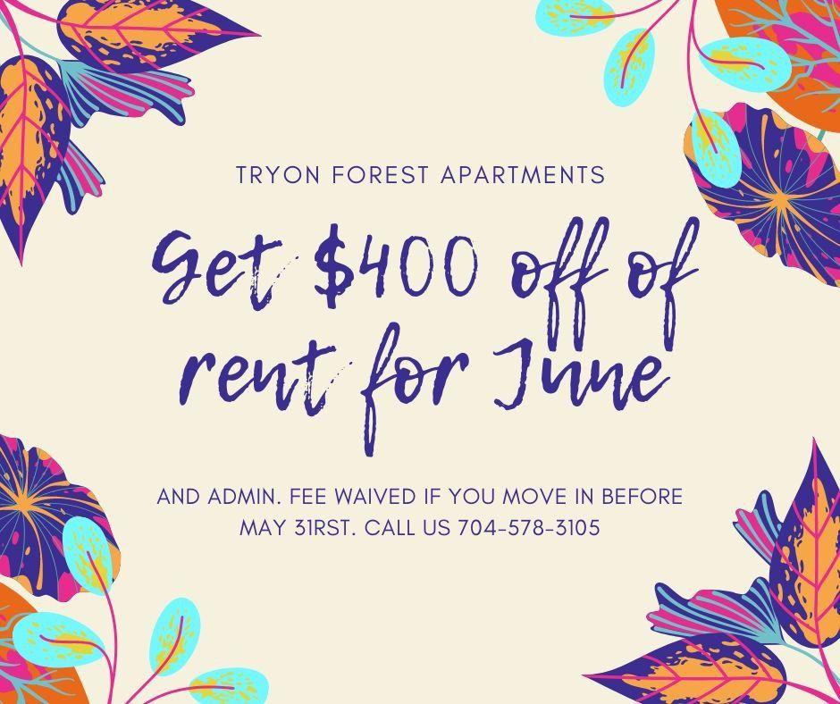 405 Lambeth Drive #1, Charlotte, NC 28213 1 Bedroom