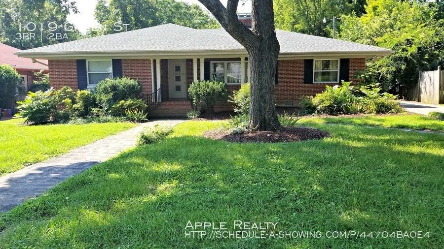 1019 Green St, Durham, NC 27701 3 Bedroom House for Rent ...
