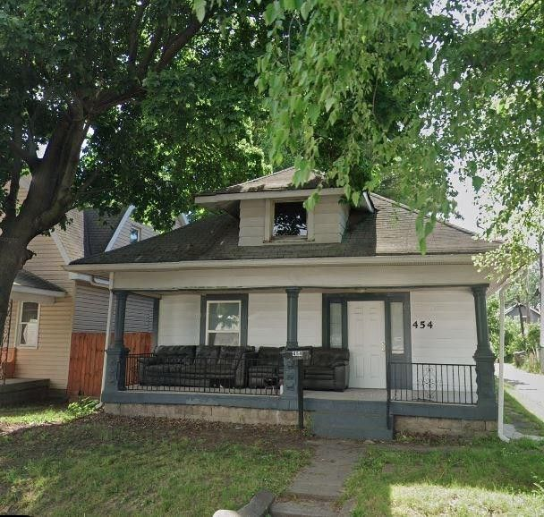 454 N Tibbs Ave, Indianapolis, IN 46222 3 Bedroom House