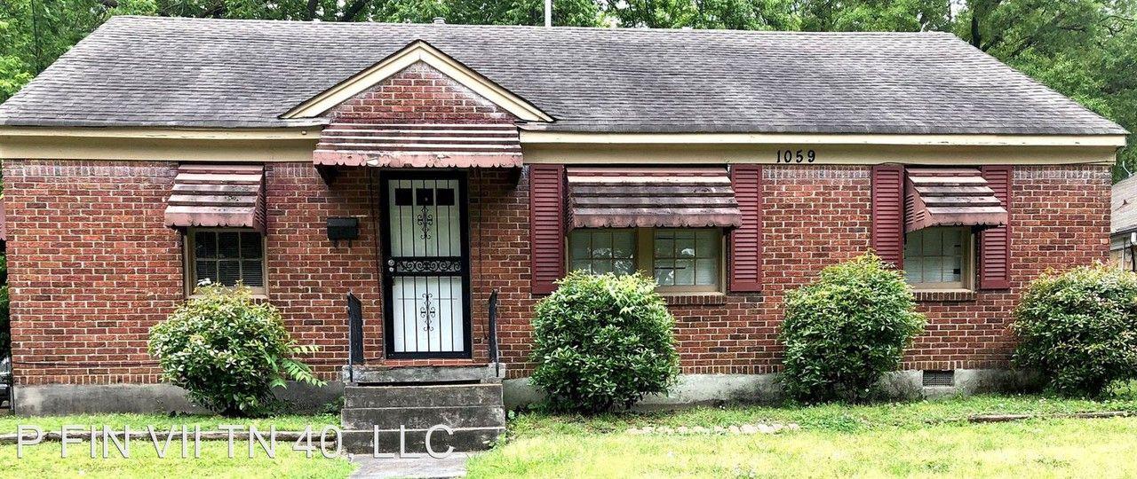 1059 Hudson St, Memphis, TN 38112 3 Bedroom House for Rent ...