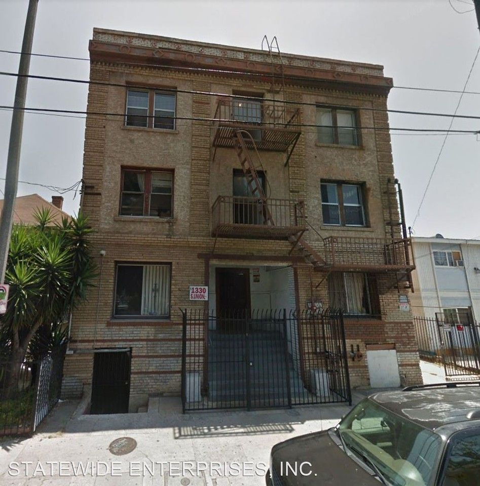 1330 S Union Ave. Apartments For Rent In Pico Union, Los