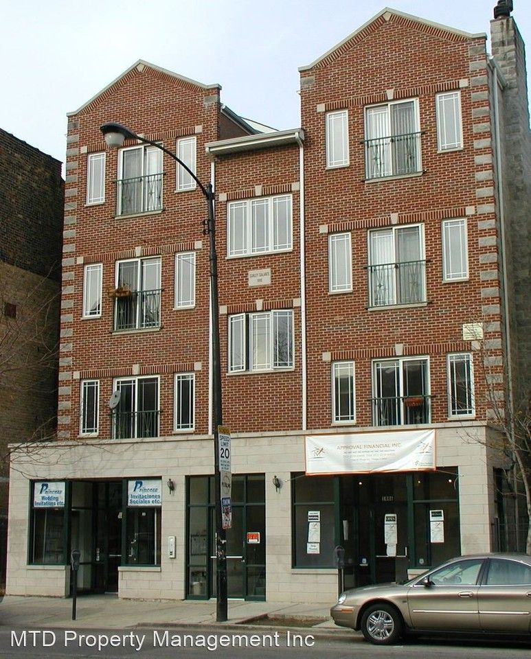 1446-48 W. Chicago Apartments For Rent