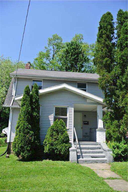791 Leonard St, Akron, OH 44307 2 Bedroom House for Rent ...