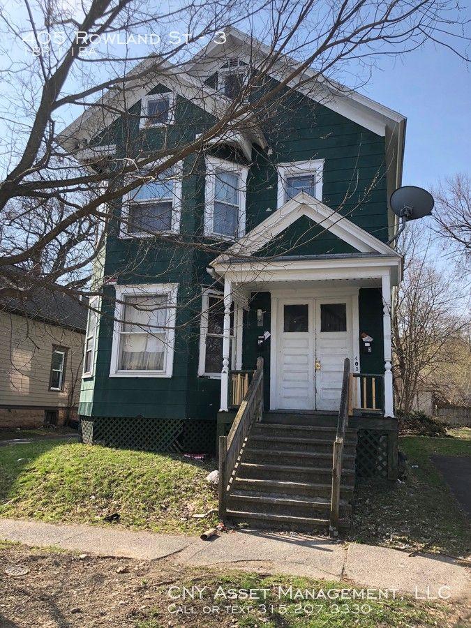 405 Rowland St #3, Syracuse, NY 13204 1 Bedroom Apartment ...
