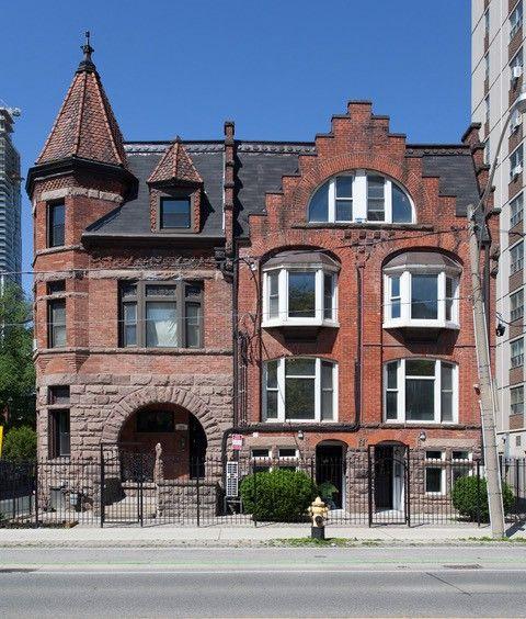 260 Sherbourne Street #10, Toronto, ON M5A 2S1 1 Bedroom