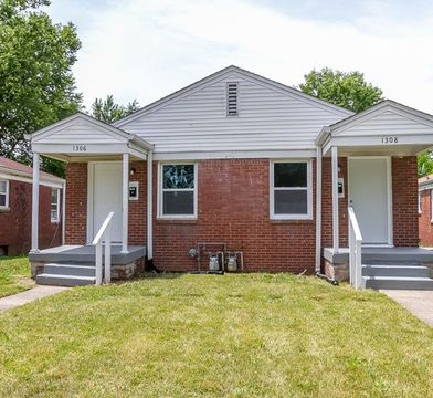 1306 Medford Ave, Indianapolis, IN 46222 1 Bedroom House ...