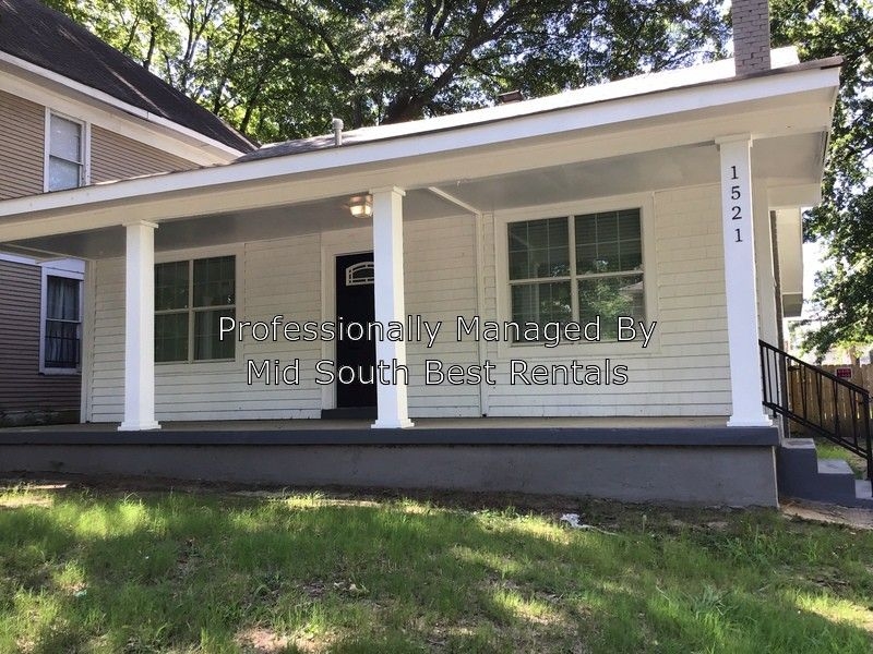 1521 court ave memphis tn 38104 4 bedroom house for rent