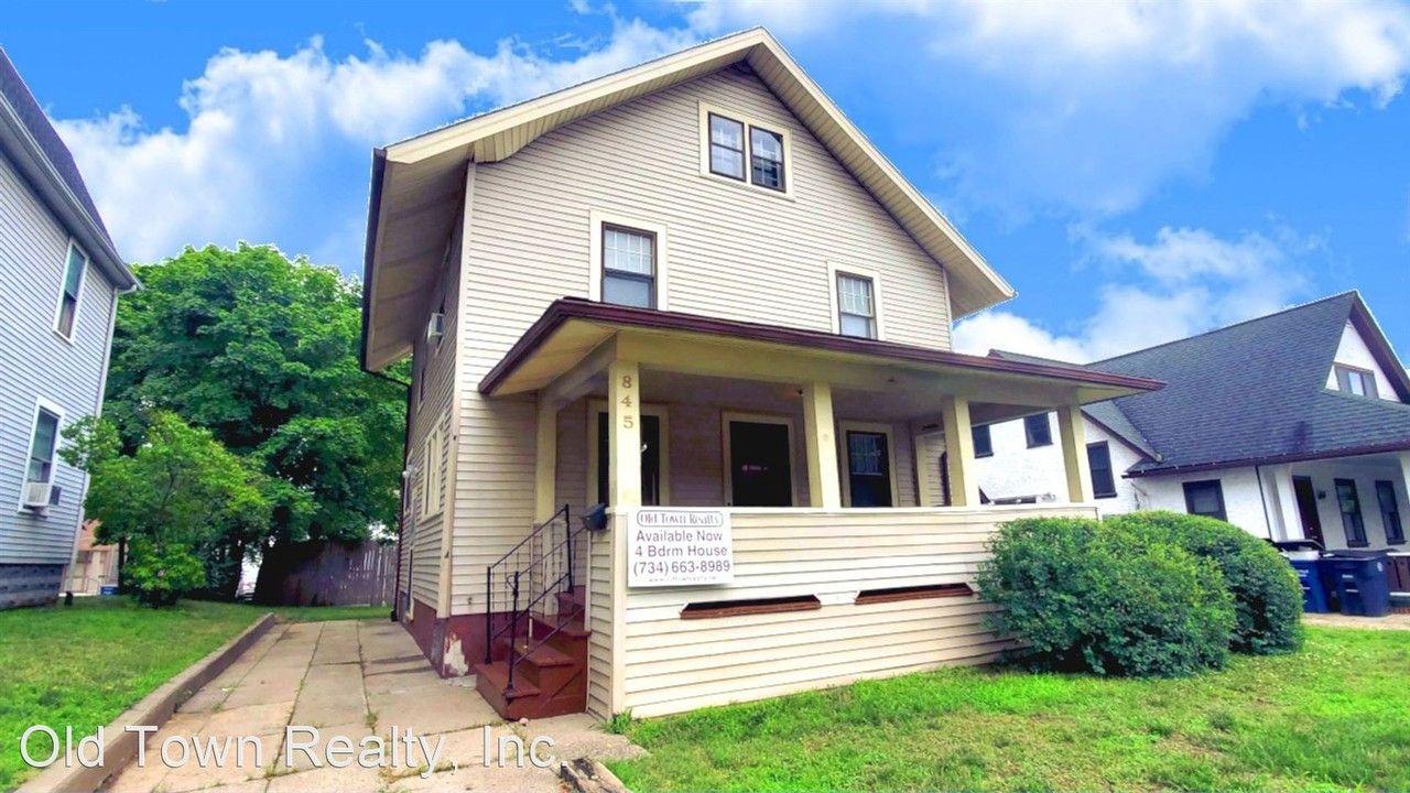 845 E University Ave, Ann Arbor, MI 48104 4 Bedroom House ...
