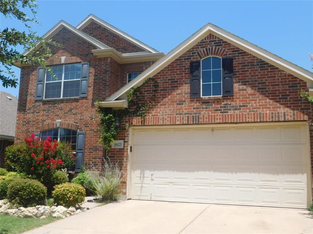 4025 rochester dr fort worth tx 76244  3 bedroom