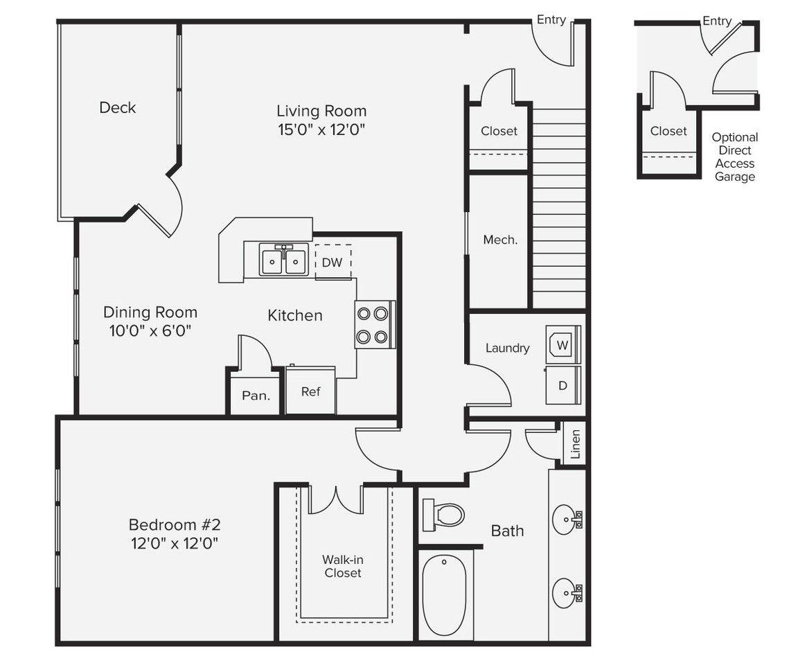 1449 Main Street #2325, Waltham, MA 02451 1 Bedroom
