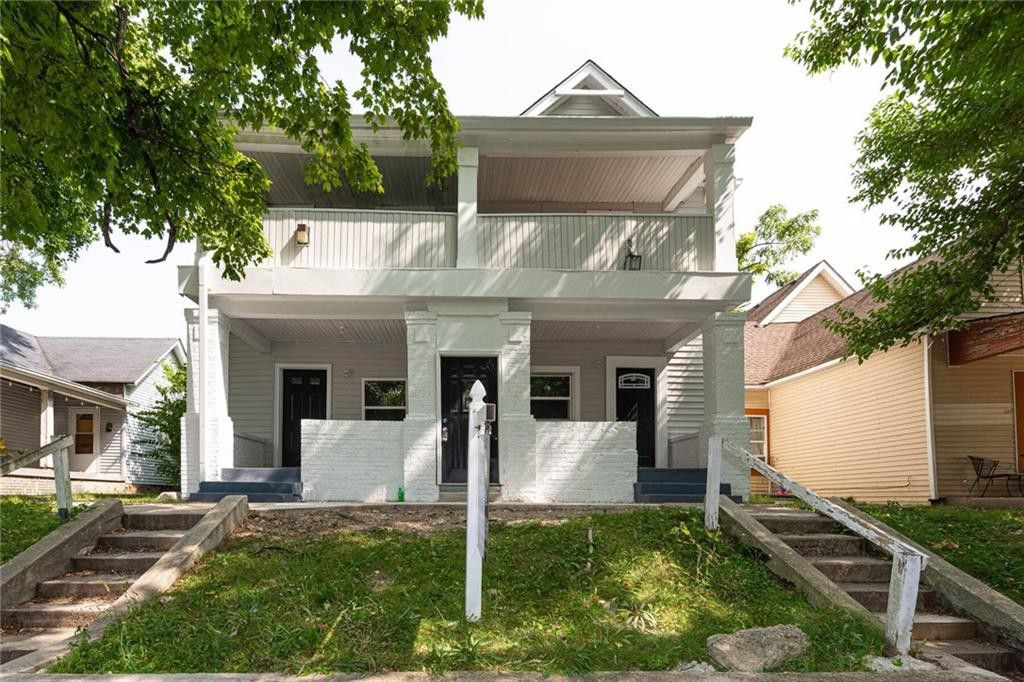 1105 Jefferson Ave, Indianapolis, IN 46201 2 Bedroom House ...
