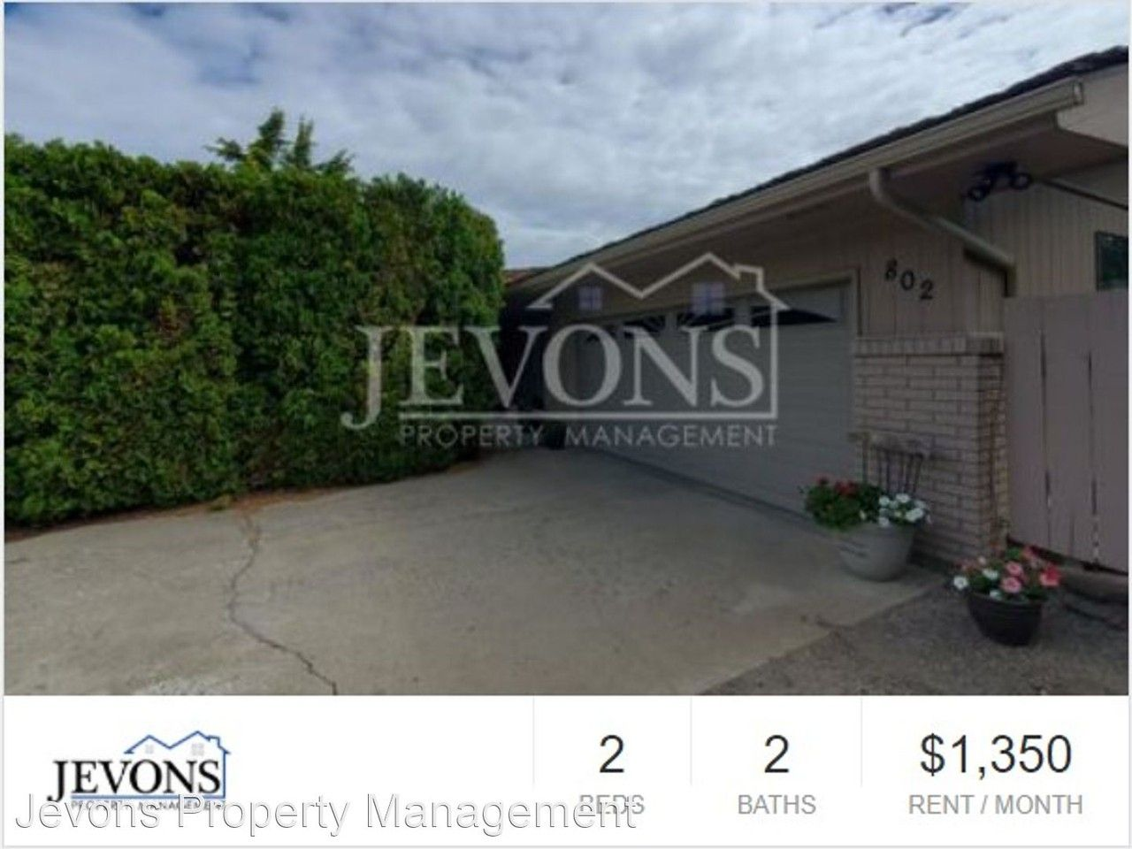802 N 40th Ave Yakima Wa 98908 2 Bedroom House For Rent For 1 350 Month Zumper