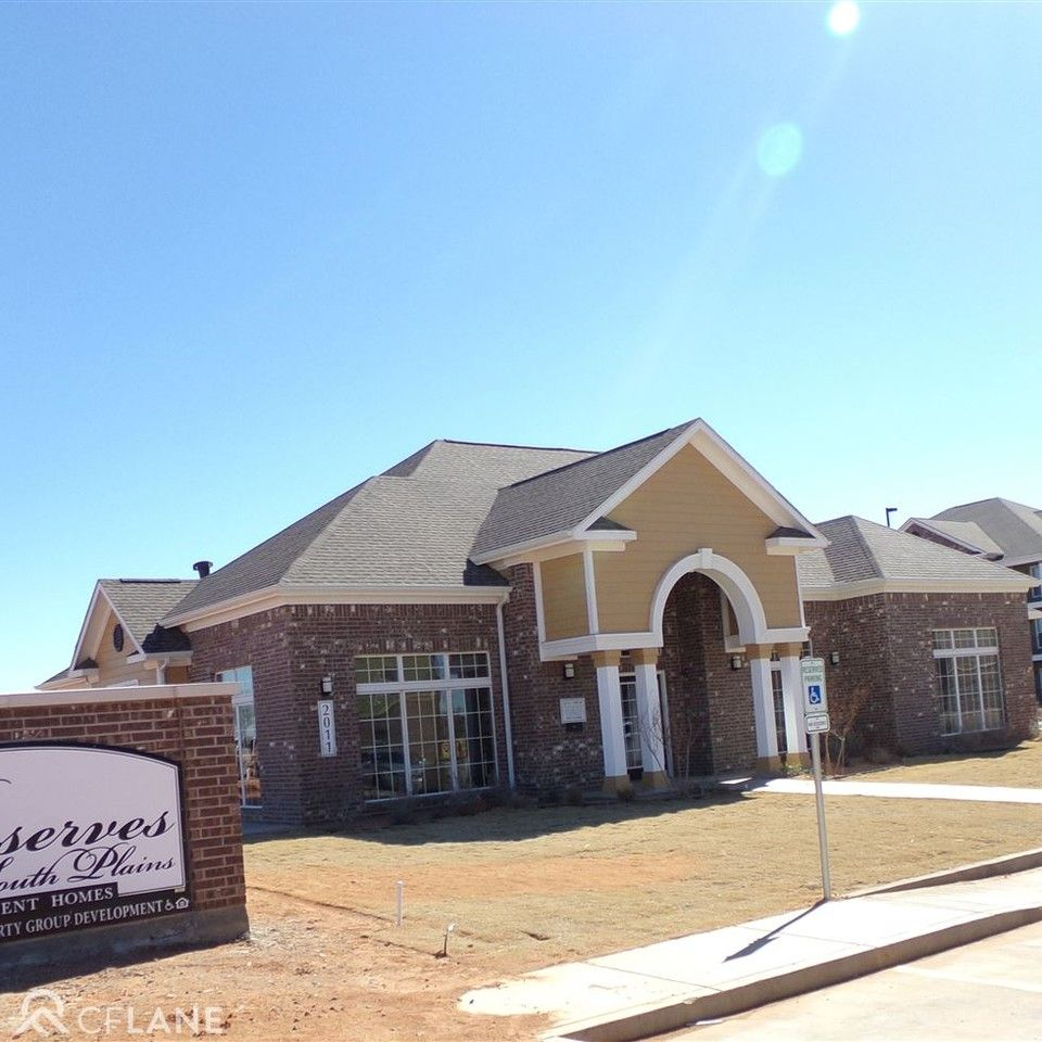 Reserve At South Plains Apartments For Rent