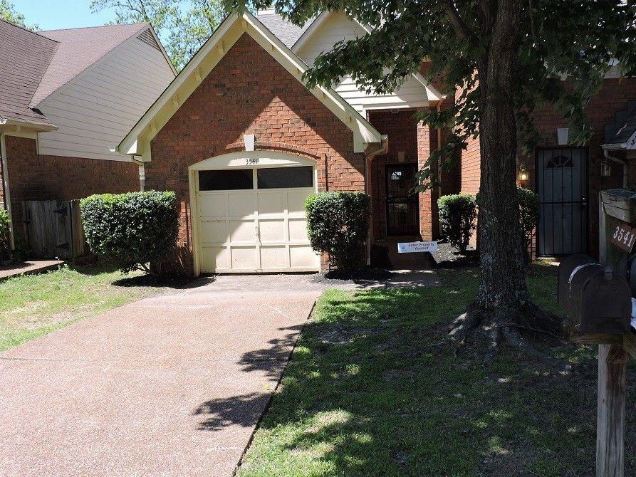 3541 Bishops Gate Dr, Memphis, TN 38115 2 Bedroom House ...