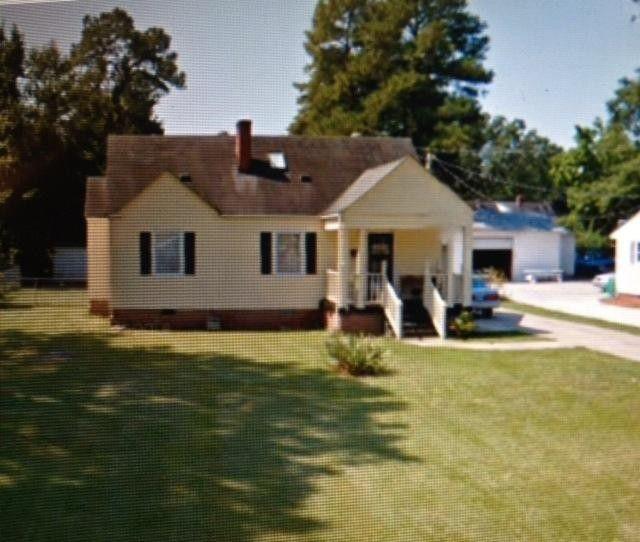 1217 Tarboro St #1, Rocky Mount, NC 27801 1 Bedroom Condo