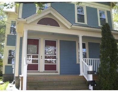 55 Grant St #1, Taunton, MA 02780 3 Bedroom Condo for Rent for