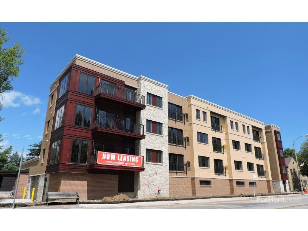 Pasadena Apartments - 8420 W North Ave, Wauwatosa, WI ...