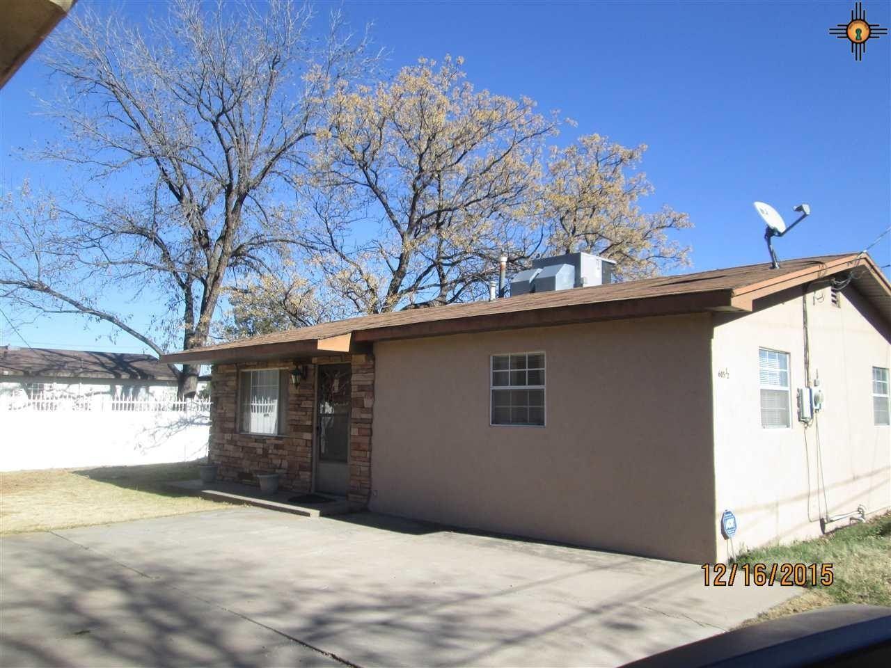 605 1/2 W Quay Ave, Artesia, NM 88210 2 Bedroom House for ...