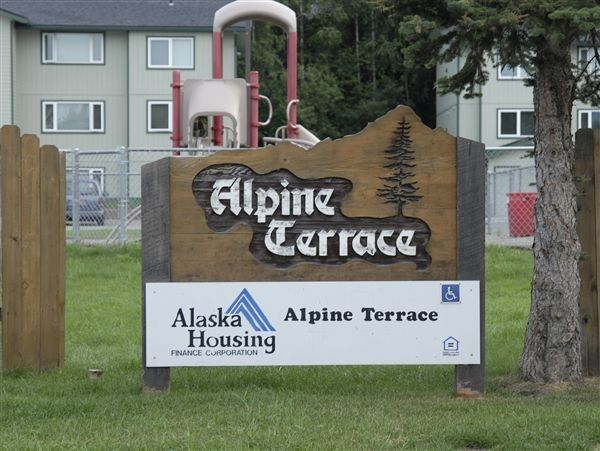 Alpine Terrace Apartments For Rent 8621 Peck Ave Anchorage Ak