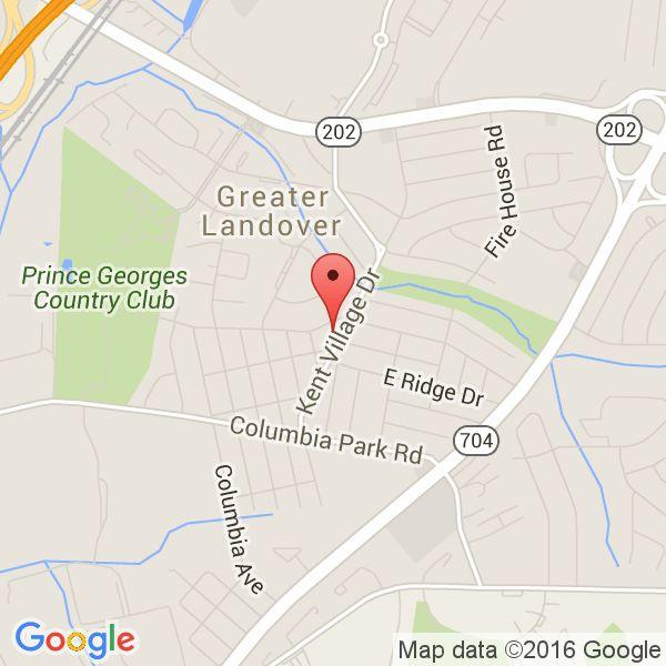 Kent Village Apartments: 2210 Kent Village Dr, Landover, MD 20785