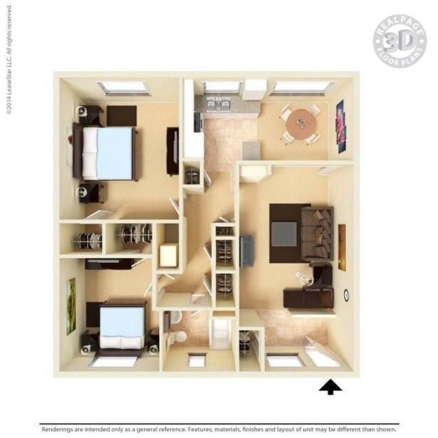 6938 Alto Rey Ave, El Paso, TX 79912 2 Bedroom Apartment